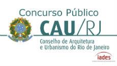 Ambiente Concurso Público CAU/RJ