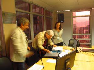 Plenária Posse do Conselheiro Armando Abreu