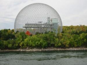 Cúpula geodésica de Bunkminster Fuller