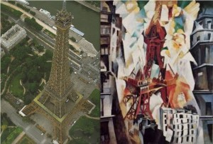 Torre Eiffel , Paris, França