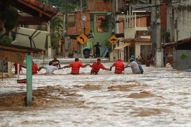Enchente RJ