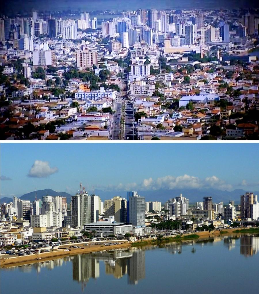 Campos dos Goytacazes (Créditos: Blog do Roberto Moraes; Site ClickBus)