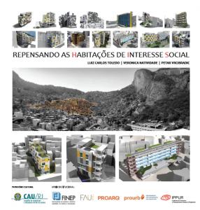 Imagem capa do livro Repensando as Habitações de Interesse Social