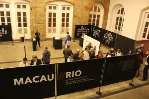 Exposição Macau Rio