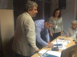 Plenária CAU/RJ - Posse do Conselheiro Manuel Vieira