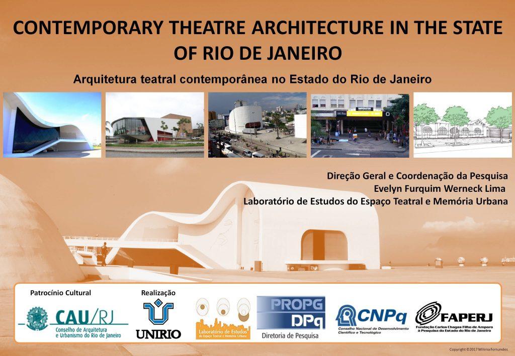 Documentário Arquitetura teatral