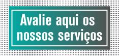 Avalie nossos serviços